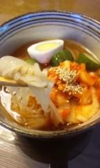 梓未來 公式ブログ/冷麺 画像1
