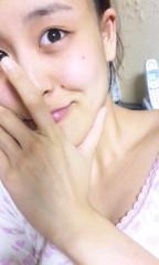 梓未來 公式ブログ/お化粧 落としました 画像1