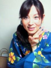 里美 公式ブログ/盆踊り… 画像1