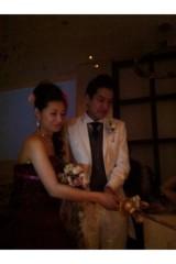 里美 公式ブログ/結婚式♪ 画像2