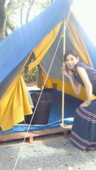 里美 公式ブログ/キャンプ♪ 画像2