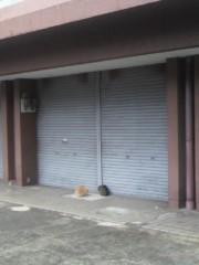 足立陸男 公式ブログ/雨宿り 画像1