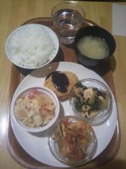 足立陸男 公式ブログ/晩御飯 画像1