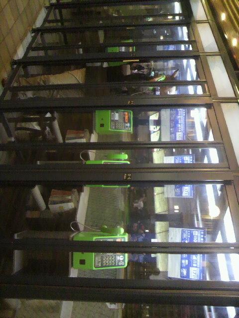 2010年11月14日ウマ男と公衆電話2