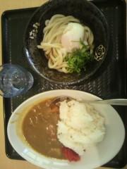 足立陸男 公式ブログ/お昼ご飯 画像2