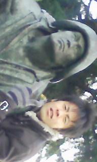 2008年01月02日USJにて親友気取り1
