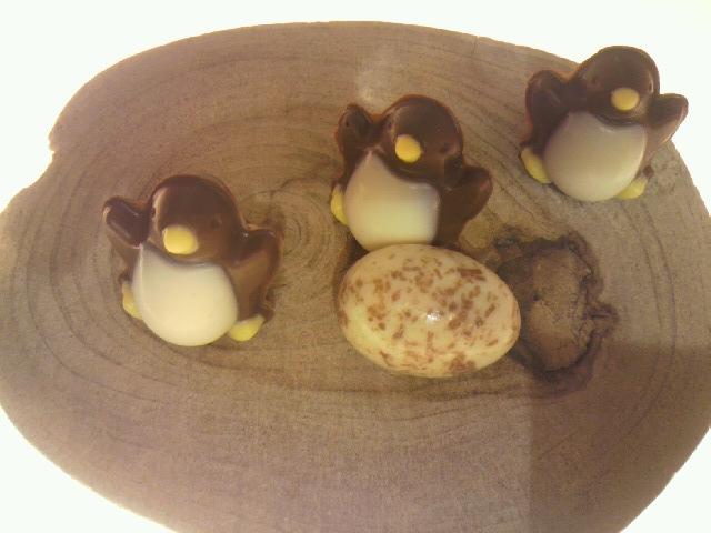 2011年02月05日チョコフェアペンギン