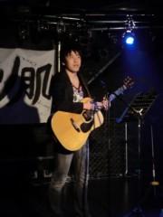足立陸男 プライベート画像 2011425ライブ2