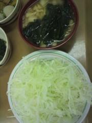 足立陸男 公式ブログ/昼食 画像1