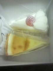 足立陸男 公式ブログ/買ったケーキ 画像1