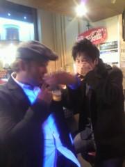 足立陸男 プライベート画像 2010年11月30日ライブ後