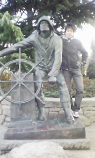 2008年01月02日USJにて親友気取り2