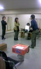 今吉祥子 公式ブログ/御殿撮影 と メンバー紹介 画像3
