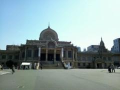 今吉祥子 公式ブログ/本願寺へ来ました☆ 画像1