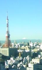 今吉祥子 公式ブログ/富士山 画像1