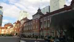 茶子 公式ブログ/東京駅 画像1