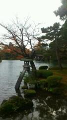 茶子 公式ブログ/散歩中 画像1
