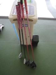 茶子 公式ブログ/Golfの練習、1 画像2
