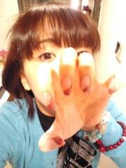 明日果 公式ブログ/ネイル 画像2