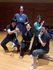 椎名鯛造 公式ブログ/殺陣練習。 画像2