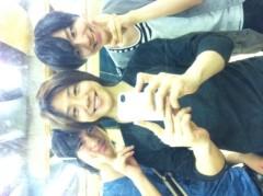 椎名鯛造 公式ブログ/5年生とスリーショット!! 画像1