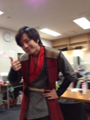椎名鯛造 公式ブログ/『FROG』千秋楽!! 画像1