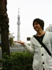 椎名鯛造 公式ブログ/手乗り塔。 画像1