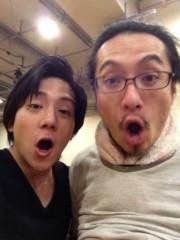 椎名鯛造 公式ブログ/パンフ撮影♪ 画像2