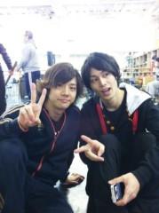 椎名鯛造 公式ブログ/参戦!! 画像1