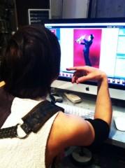 椎名鯛造 公式ブログ/パンフ撮影♪ 画像1