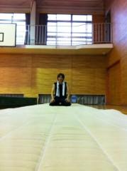 椎名鯛造 公式ブログ/練習 画像1
