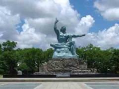 沖津賢一郎 プライベート画像/2011長崎 平和公園