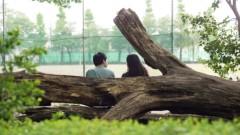 沖津賢一郎 プライベート画像/人 tree_bench_1_s