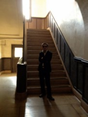 沖津賢一郎 プライベート画像 61〜80件/iPhone4Sで遊ぶ 階段
