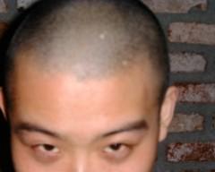 沖津賢一郎 プライベート画像/撮影現場 skin_head