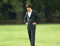 沖津賢一郎 プライベート画像/激痩せ2011 suit_fs_003
