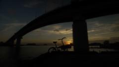 沖津賢一郎 プライベート画像/2015/okinawa ¥100/hの自転車