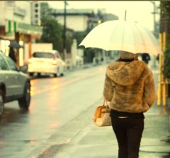 沖津賢一郎 プライベート画像/雨の写真 昨日の雨