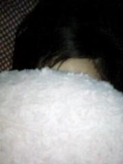 伊藤真弓 公式ブログ/だって再現して写メ撮る時もぐらついてんのに、なぜ睡眠中乗るの 画像1