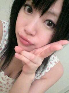 ☆唇の……