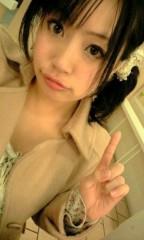 伊藤真弓 公式ブログ/前髪がセットのワックスで元に戻らない(;ω;`) 画像1