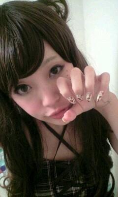 ☆爪はこんなに長い(*´Д`)シャー