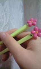 伊藤真弓 公式ブログ/長い箸じゃないと、あんまり使わないんだよなぁ('・ω・`) 画像2