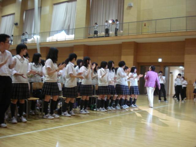 ルー大柴 公式ブログ/札幌光星学...