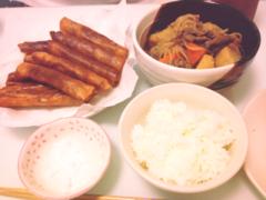 加藤利沙 公式ブログ/母の味(≧∇≦) 画像1