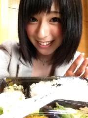 加藤利沙 公式ブログ/お昼タイム(≧∇≦) 画像1