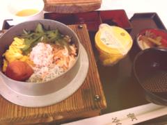 加藤利沙 公式ブログ/暑いです(T_T) 画像1