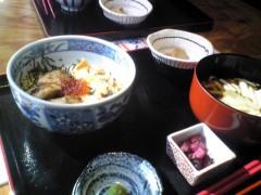 岩井証夫 公式ブログ/親子丼 画像1