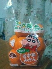 田宮杏菜 公式ブログ/しんちゃん(●^o^●) 画像1