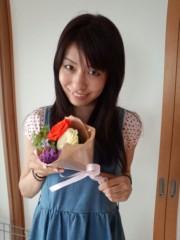 田宮杏菜 公式ブログ/嬉しいブーケ 画像2